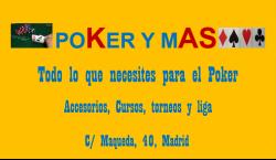 Pokerymas. Paginas web baratas