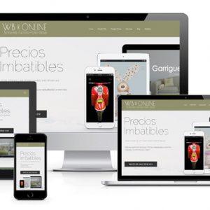 Paginas web baratas a medida - Posicionamiento SEO googl